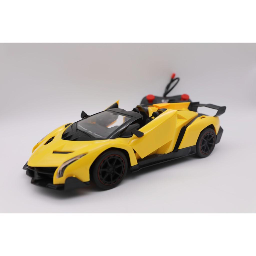 Siêu Xe Lamborghini mui trần điều khiển mở cánh 3688-K13A