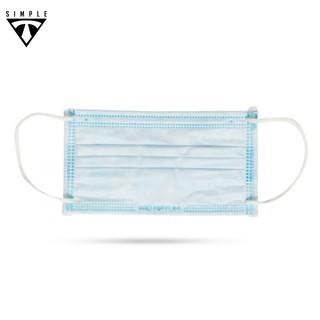 Khẩu Trang Y Tế TSIMPLE 4 lớp kháng khuẩn chuẩn y tế lớp hoạt tính chống thấm nước và bụi mịn 3