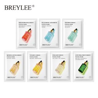 Mặt Nạ Breylee 25ml Chứa Collagen Và Vitamin C Làm Trắng Da Và Hỗ Trợ Giảm Mụn thumbnail