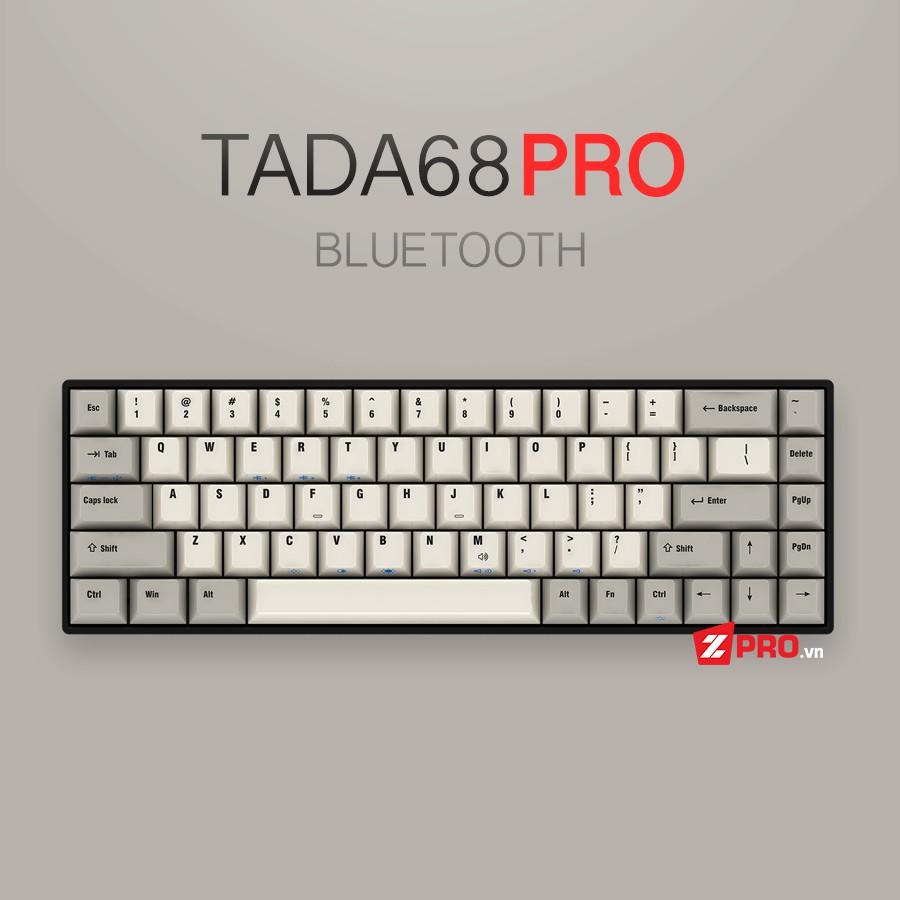 Bàn phím cơ Tada68 Pro - 2784043 , 658765113 , 322_658765113 , 2290000 , Ban-phim-co-Tada68-Pro-322_658765113 , shopee.vn , Bàn phím cơ Tada68 Pro