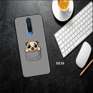 Ốp lưng Xiaomi Redmi K30 – K30 5G – K20 in hình dễ thương – rẻ – bền