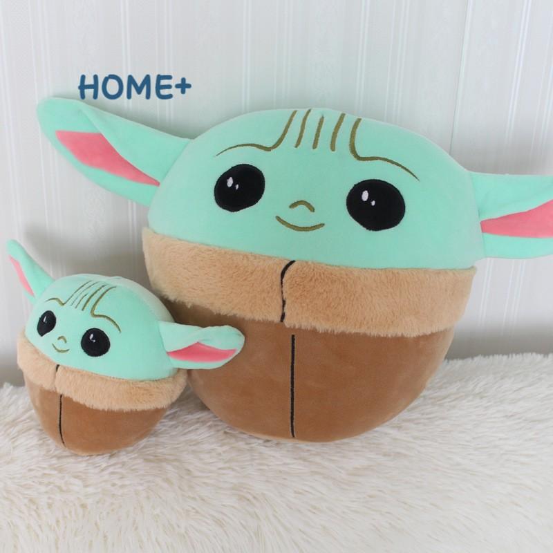 đồ chơi nhồi bông Hình Yoda Phim Star Wars Đáng Yêu