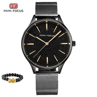 [Tặng vòng tay]Đồng hồ nữ Mini Focus chính hãng MF0044L.03 thép không gỉ thumbnail
