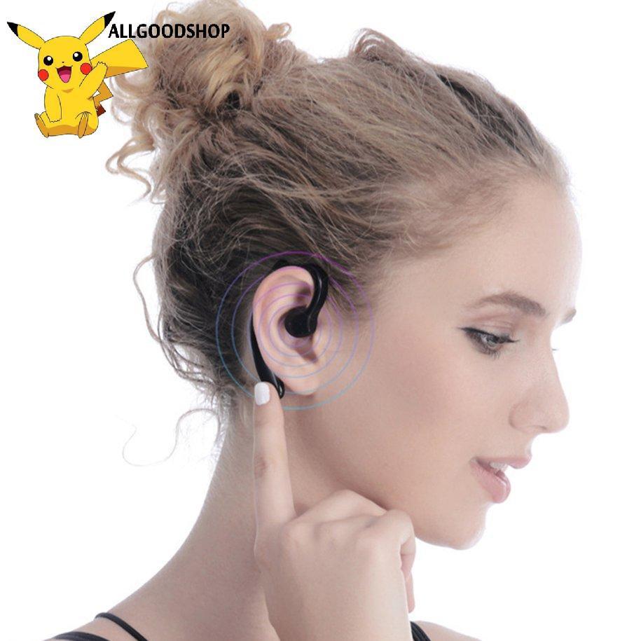 Set 1 tai nghe không dây 5.0 C7 Móc Vành Tai Kèm Micro Tiện Dụng