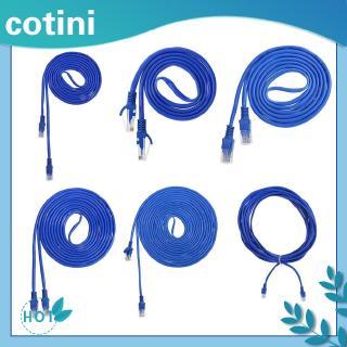 [COD]♦♦1 / 1.5 / 2/3/5 / 10m Đầu nối 8Pin Cáp mạng Ethernet Ethernet 100M CAT5e