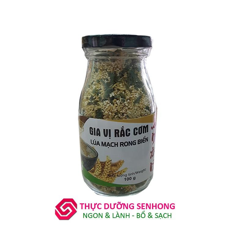Gia vị rắc cơm lúa mạch rong biển (100gr)