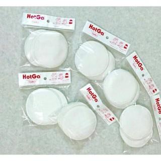 (Giá bùng cháy) Túi 4 miếng lót thấm sữa Hotga (giặt được) thumbnail
