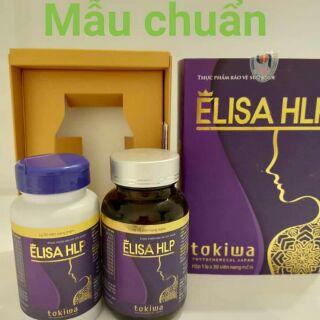 Viên uống nội tiết tố nữ elisa HLP