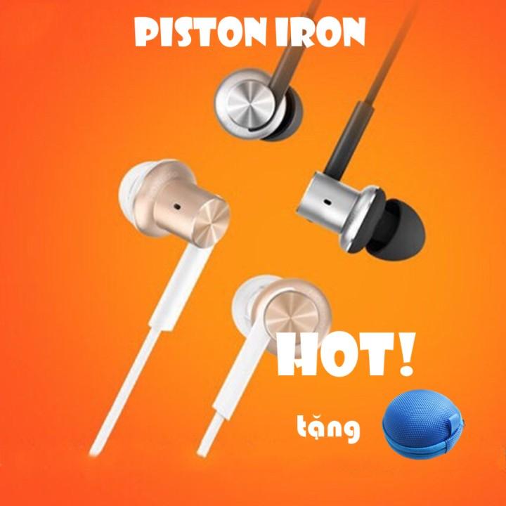 [CHÍNH HÃNG] Tai nghe Xiaomi Piston Iron | Tai nghe nhét tai Xiaomi Piston Iron - 2754060 , 31445212 , 322_31445212 , 400000 , CHINH-HANG-Tai-nghe-Xiaomi-Piston-Iron-Tai-nghe-nhet-tai-Xiaomi-Piston-Iron-322_31445212 , shopee.vn , [CHÍNH HÃNG] Tai nghe Xiaomi Piston Iron | Tai nghe nhét tai Xiaomi Piston Iron