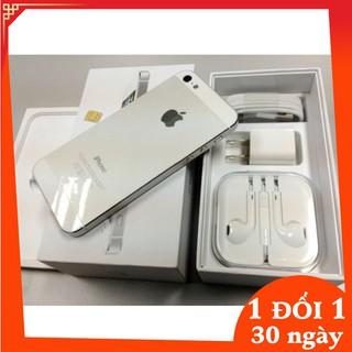 Điện Thoại iPhone 5 bộ nhớ 16G/32G/64G – chính hãng Apple, bảo hành 12 tháng, đổi mới 30 ngày không cần lý do.