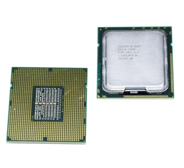 CPU Intel Xeon E5520 / E5620 socket 1366.