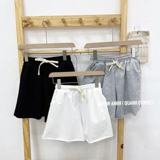 Quần sooc cạp chun -Quanh Closet