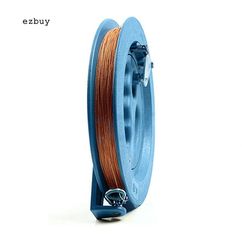 【EY】Outdoor Kite Twisted String Line Grip Wheel Winder Tool Reel Ball Bearing Handle
