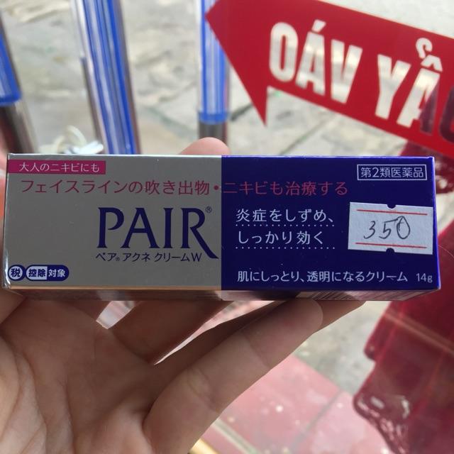 Kem trị mụn Pair Nhật Bản hiệu quả, an toàn cho da