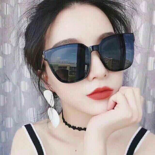 [Mã SKAMCLU7 giảm 10% cho đơn từ 0Đ] Kính râm thiết kế mắt mèo kiểu Hàn Quốc cho nam lẫn...