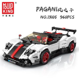 Lego Mould King 13103 13104 13105 Siêu Xe