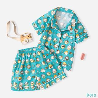 Bộ Pijama Cho Bé In Hình 5 Màu Cute Siêu Xinh BELLO LAND thumbnail
