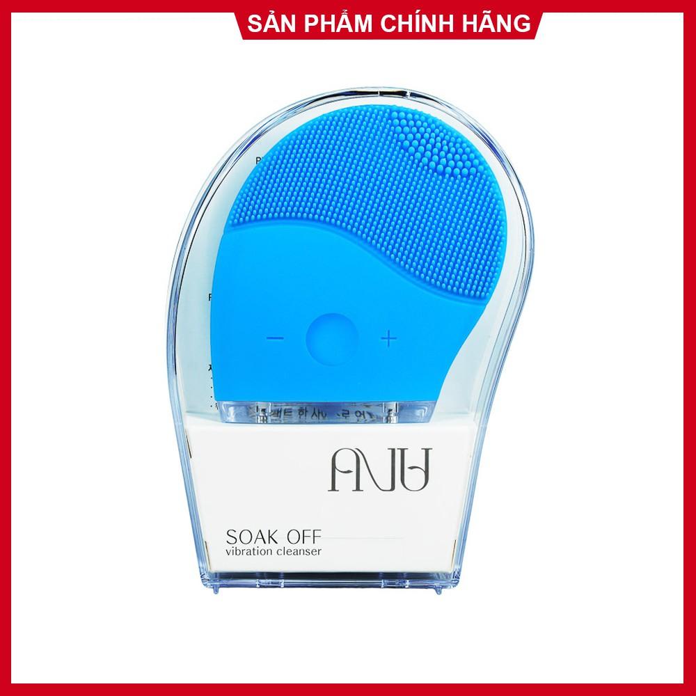 Máy rửa mặt AVU Soak Off Xanh - Chính hãng Hàn Quốc