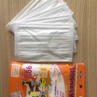 Khẩu trang Nhật Bản Vina Mask trẻ em 10c/bịch