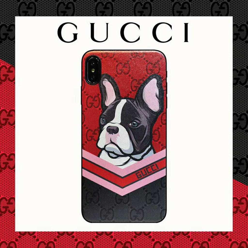Ốp điện thoại hình chú cún dễ thương cho iPhone 6/6S/6P/6SP/7/7P/8/8P/X/XS/XR/XS MAX/11/11pro/11proMax