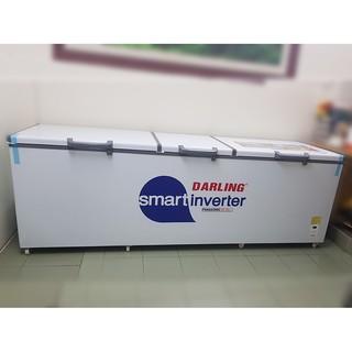 tủ đông 1279asi darling 1400L smart inverter