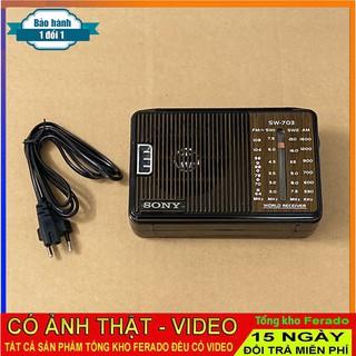 Radio chuyên dụng Sony SW-703 thumbnail