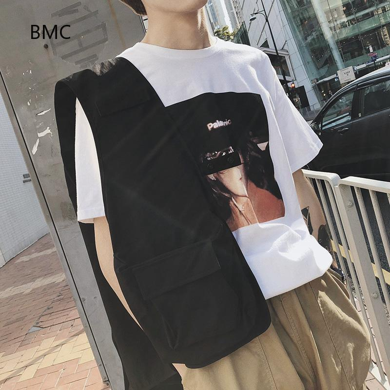 bmc.vn 💛Jacket men Chicman outerwear simple retro trendy men's must-have college men's clothing real shot net red new