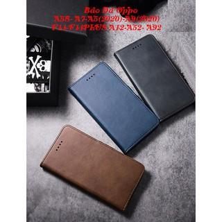 Bao Da Oppo A5S- A7-A5(2020)-A9(2020)-F11-F11PLUS-A12-A52- A92- ( Có Ngăn Để Tiền, Thẻ).