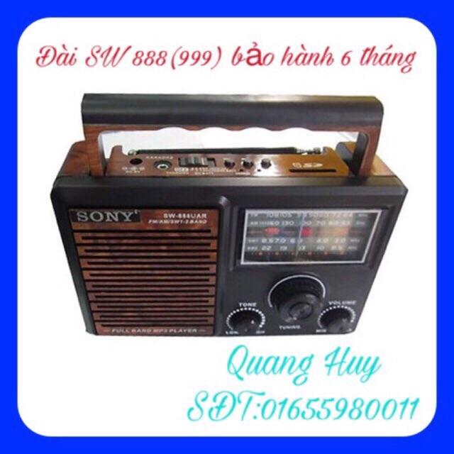 Đài radio Sony SW-888 và 999 BH 6 tháng đổi mới - 14113172 , 1168233273 , 322_1168233273 , 220000 , Dai-radio-Sony-SW-888-va-999-BH-6-thang-doi-moi-322_1168233273 , shopee.vn , Đài radio Sony SW-888 và 999 BH 6 tháng đổi mới
