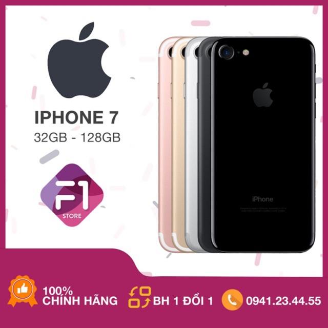 [Chính Hãng] Điện thoại IPHONE 7 lock bản 32g/128 zin keng