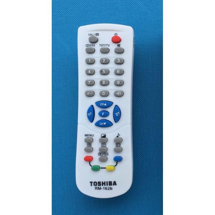 Điều khiển Remote TV Toshiba đă năng (Trắng) - - Tặng kèm 1 cặp pin