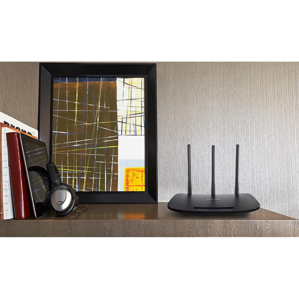 Thiết bị phát Router Wifi TP LINK TL-WR940N Chính hãng phân phối BH 24 tháng