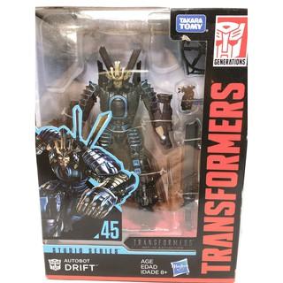 Robot Biến Hình Transformers Studio Series 45- Autobot Drift