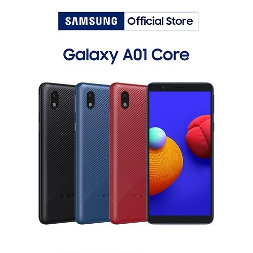 [Nhập ELSSMT250 giảm 250k] Điện Thoại Samsung Galaxy A01 Core (16GB/1GB) - Hàng Chính Hãng