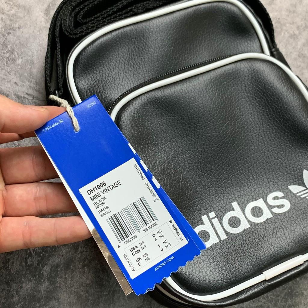 💥 [NGHIỆN TÚI GIÁ GỐC + VIDEO THẬT] Tổng hợp Túi đeo chéo Adidas Mini Vintage Bag - DV2491 / DV2490 / DH1006 - HÀNG XỊN