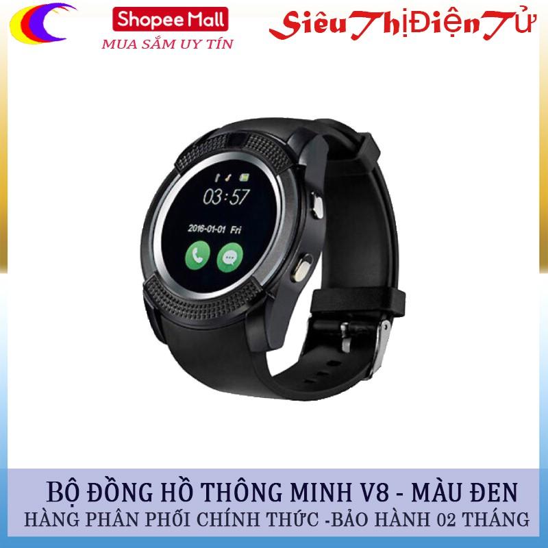 Đồng hồ thông Smartwatch V8 có chức năng nghe gọi
