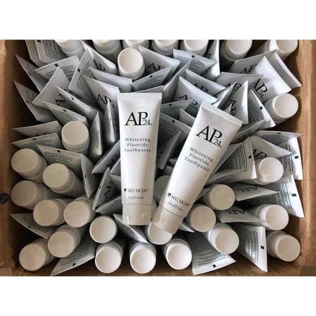 Kem đánh răng AP24 làm trắng răng- hàng chính hãng Nuskin (Mỹ) - 23049048 , 1917143522 , 322_1917143522 , 160000 , Kem-danh-rang-AP24-lam-trang-rang-hang-chinh-hang-Nuskin-My-322_1917143522 , shopee.vn , Kem đánh răng AP24 làm trắng răng- hàng chính hãng Nuskin (Mỹ)