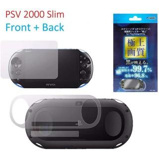 Miếng dán bảo vệ màn hình PS vita 2000 thumbnail