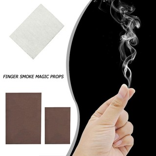 Funny Mysterious Magic Trick Props Hand Rub Smoke Empty Out Of Smog Super Cool Magic Toys Kids