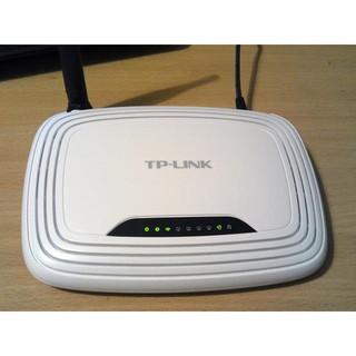 Bộ phát wifi cũ tplink 740N hàng chuẩn