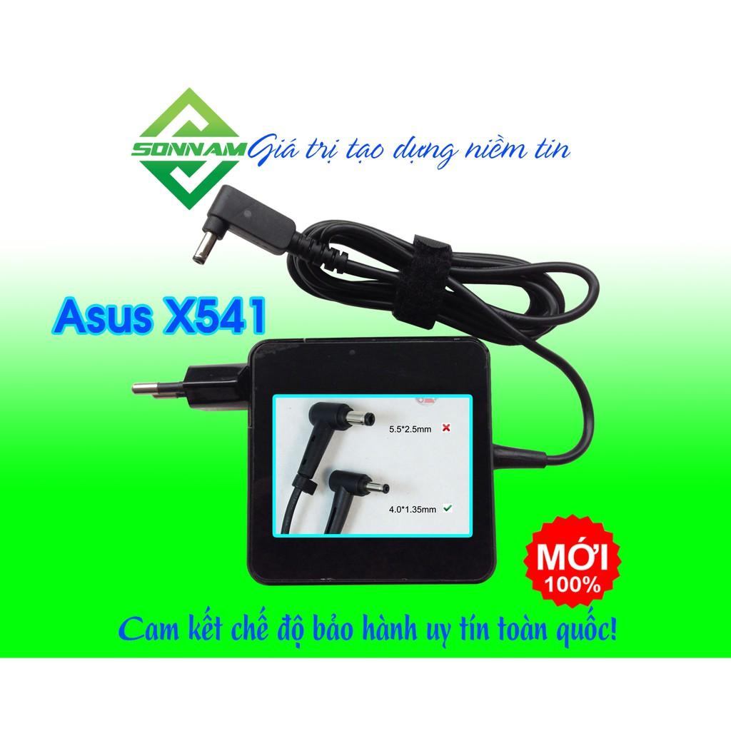 Sạc laptop asus X541 X541U X541UA X541UV X541S X541SC X541SC X541SA Vuông zin – Cao cấp Giá chỉ 189.000₫
