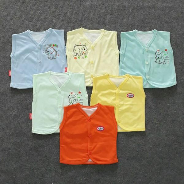 Áo gile cotton 2 lớp cho bé yêu [ Giá rẻ nhất]