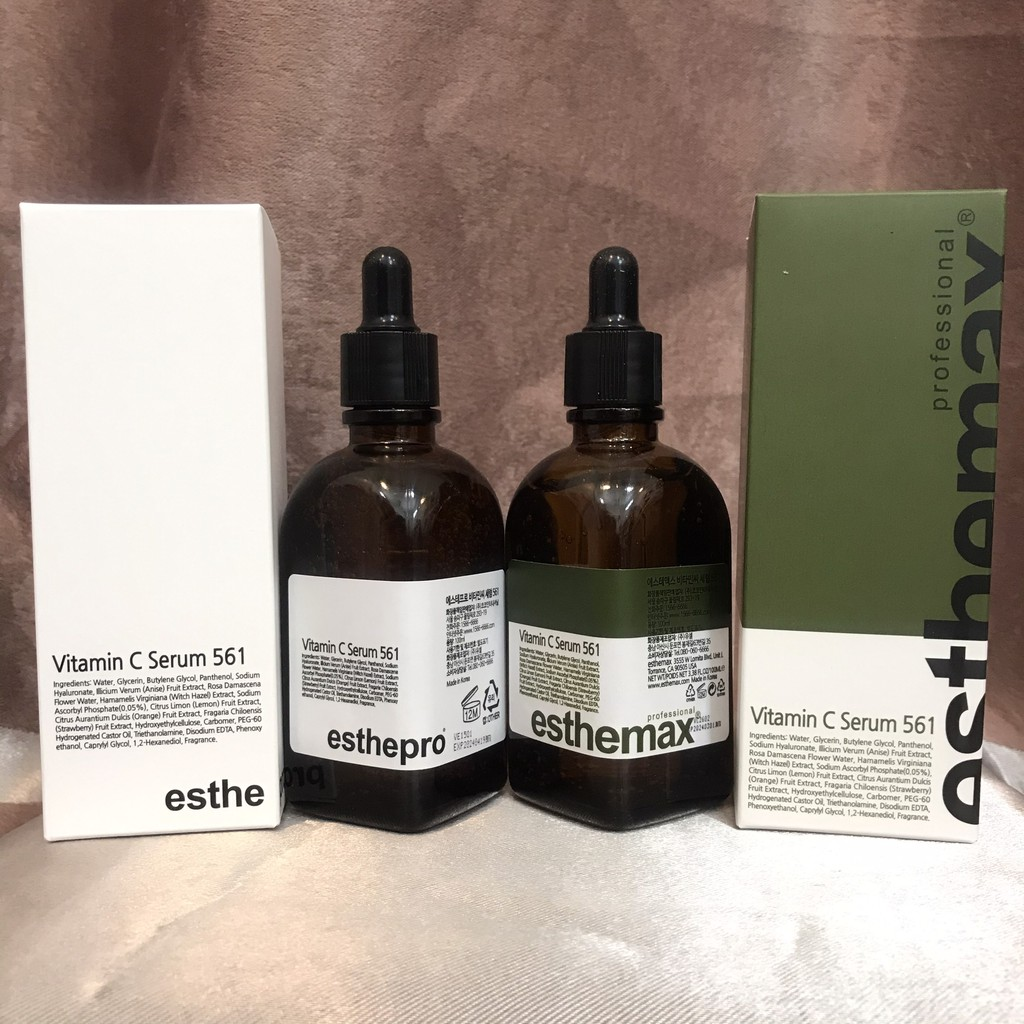 Tinh Chất Vitamin C Serum 561 ESTHEMAX
