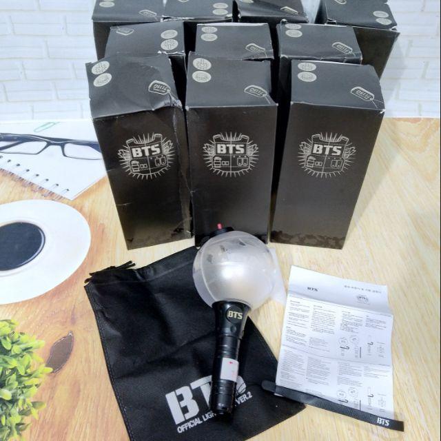 Gậy phát sáng BTS - Army bomb ver 1 unoff fullbox - 2983004 , 1240693731 , 322_1240693731 , 285000 , Gay-phat-sang-BTS-Army-bomb-ver-1-unoff-fullbox-322_1240693731 , shopee.vn , Gậy phát sáng BTS - Army bomb ver 1 unoff fullbox