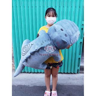 [MUA 2 TẶNG 1] Gấu bông siêu to 1m10 chuẩn khủng long cá sấu hà mã vải nhung mịn 100% bông gòn trắng