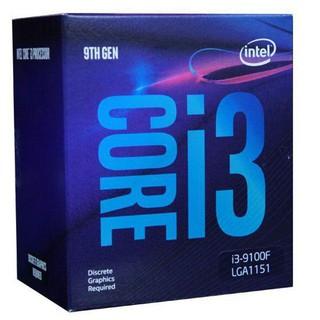 Chíp máy tính CPU i3-9100F