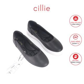 Giày búp bê đế bằng Cillie 1155
