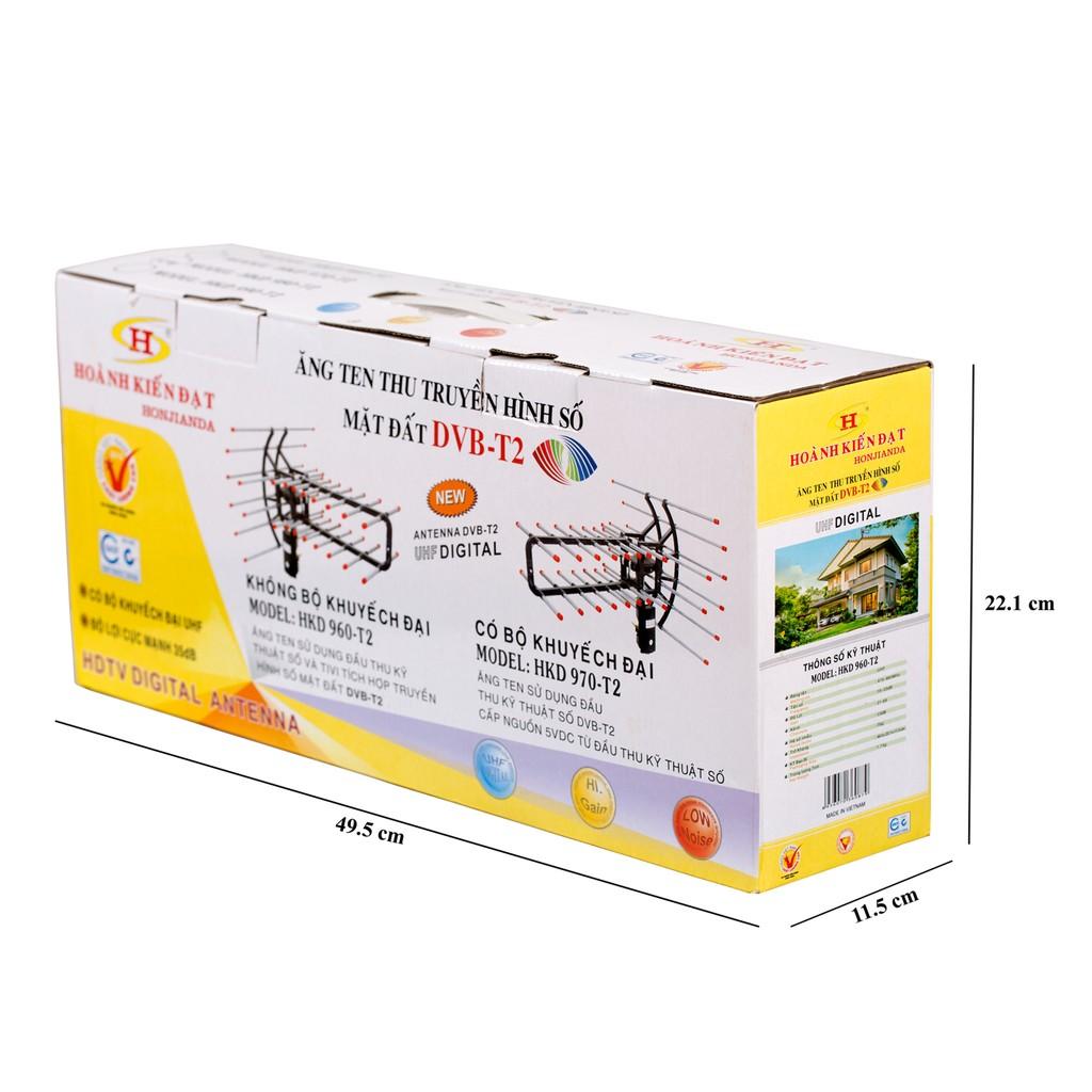 ANTEN Tivi Kỹ Thuật Số DVB T2 - 970-980-990