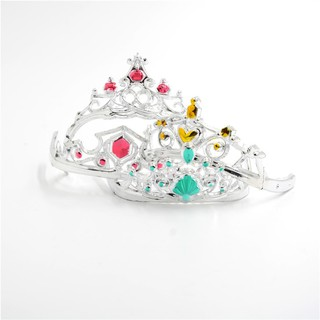 8pcs 4 Colours Fashion Crowns for Barbie Headwear Jewelry Accessories for Doll