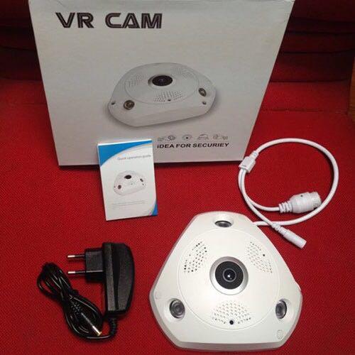 CAMERA ỐP TRẦN IP VR CAM 360